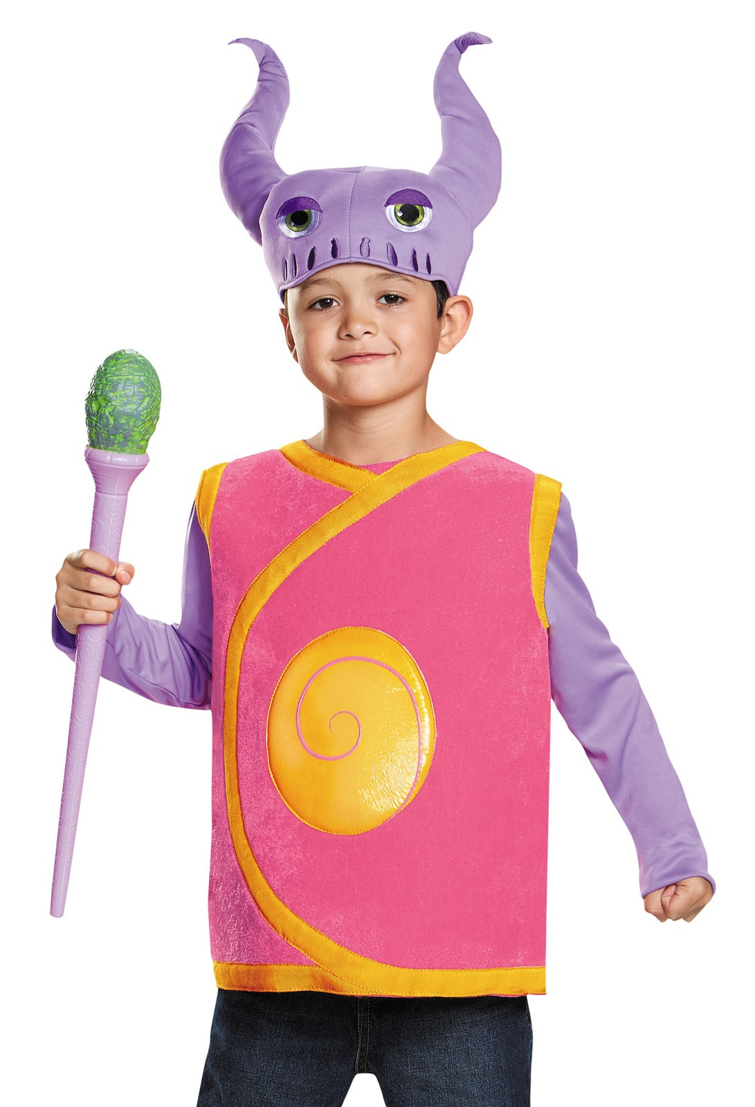 Dreamworks Home: Kids Captain Smek Costume