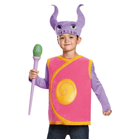 Dreamworks Home: Kids Captain Smek Costume