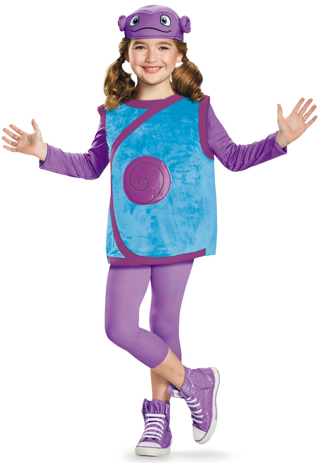 Dreamworks Home: Oh Deluxe Costume For Kids