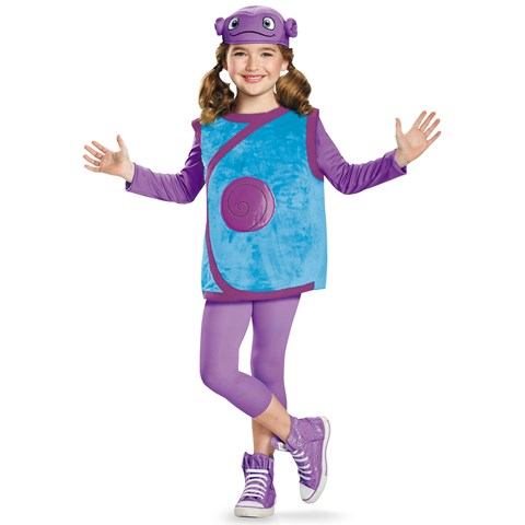 Dreamworks Home: Oh Deluxe Costume For Toddlers