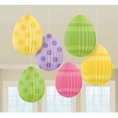 Easter Eggs Hanging Decorations