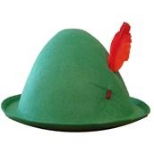 Economy Alpine Hat with Feather