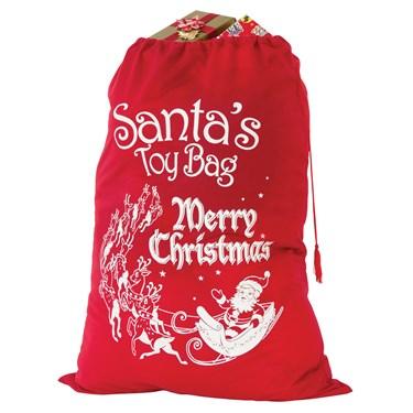 Economy Santa Bag