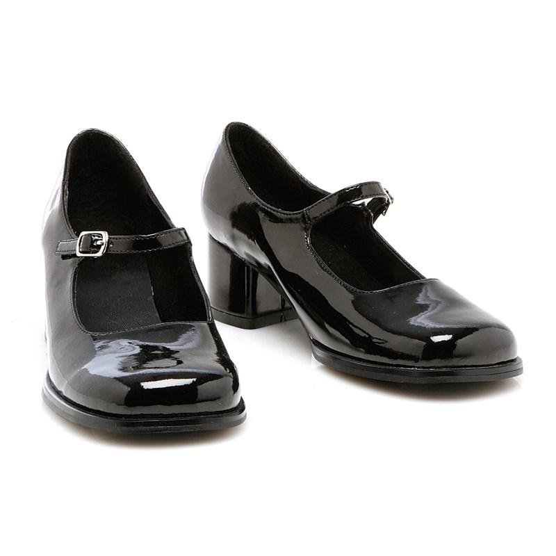 Black Munchkin Shoes Eden Black Child Shoes