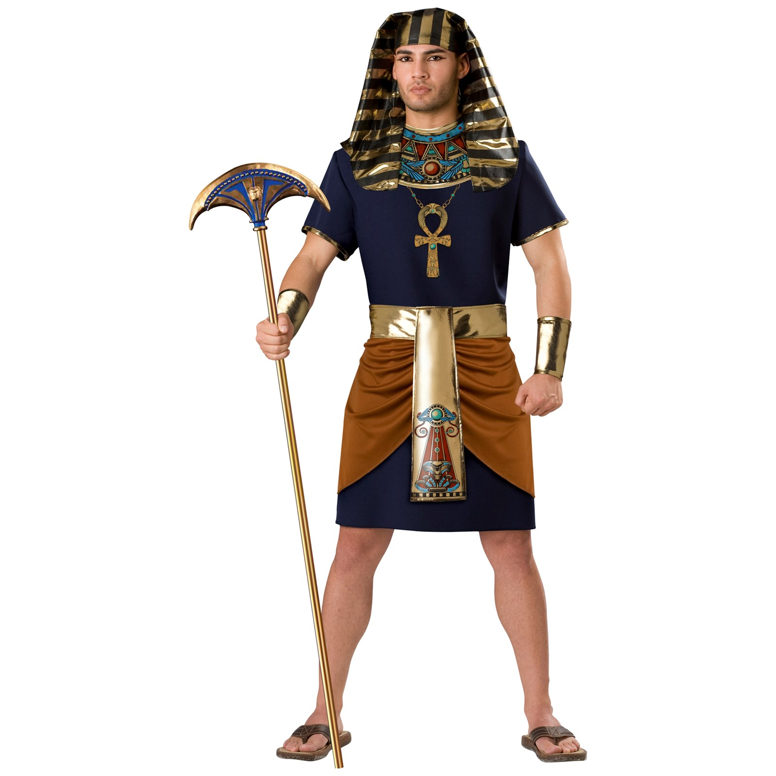 Home gt gt cleopatra costumes gt gt jewel of the nile egyptian adult - Egyptian Man Adult Costume