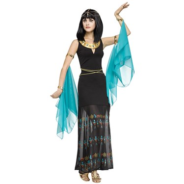Egyptian Queen Costume For Adults