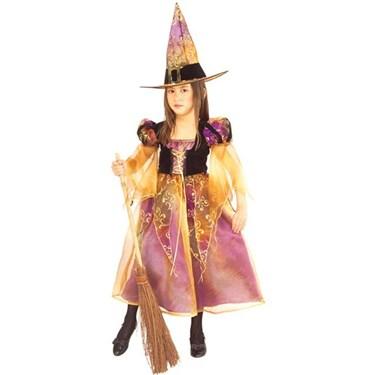Elegant Witch Toddler Costume