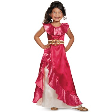 Elena of Avalor Adventure Dress Classic Toddler Costume