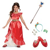 Elena of Avalor - Deluxe Toddler Adventure Gown Kit
