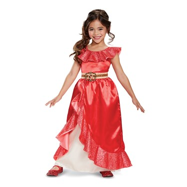 Elena of Avalor - Elena Deluxe Adventure Gown Child Costume