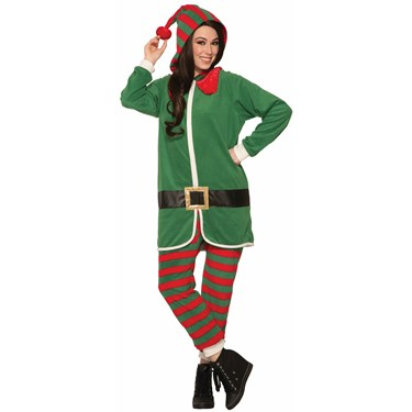 Elf Adult Onesie