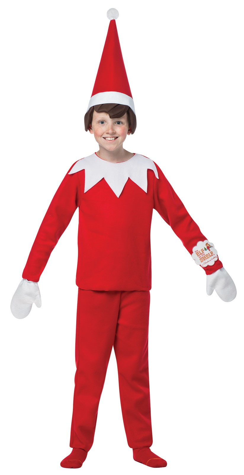 Elf on the Shelf Costume For Kids | BuyCostumes.com