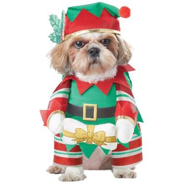 Elf Pup Pet Costume