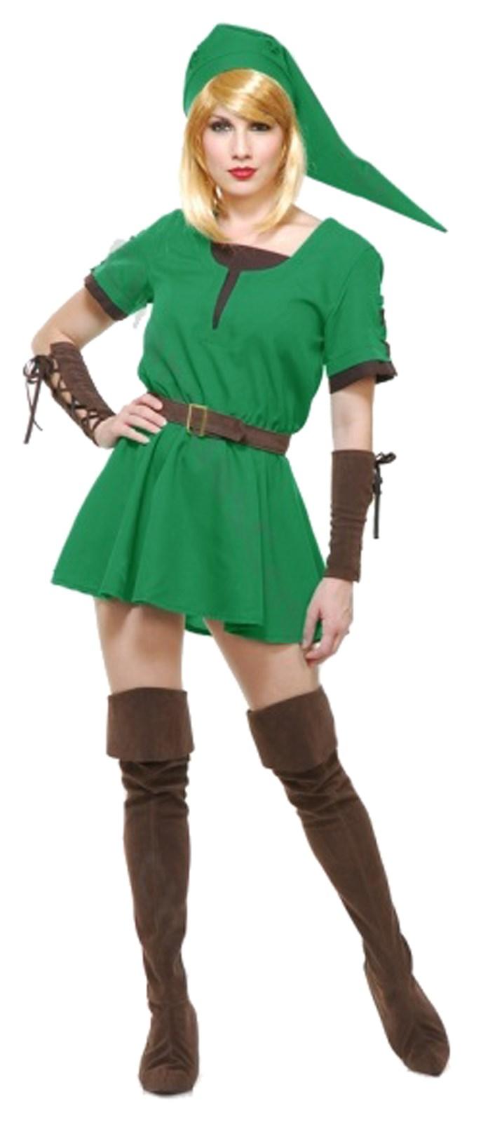 elf warrior womens princess dress costume buycostumes com