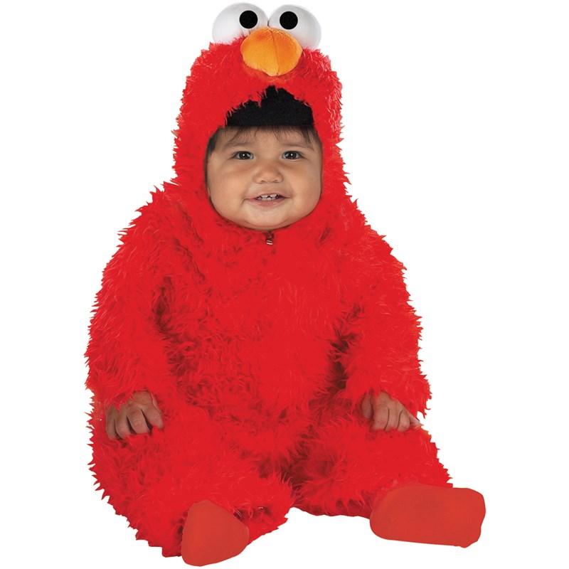 Elmo Plush Deluxe Infant Costume  BuyCostumescom