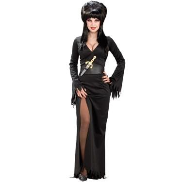 Elvira Adult Costume