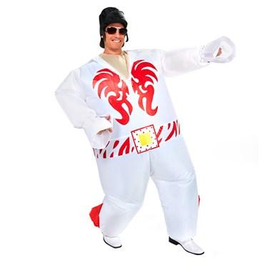 Elvis Inflatable Adult Costume