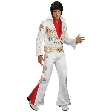 Elvis Presley Collector Adult Costume