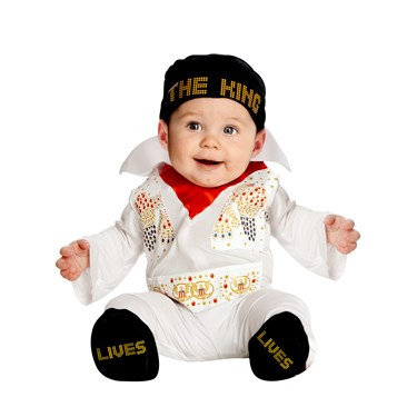 Elvis Newborn Costume