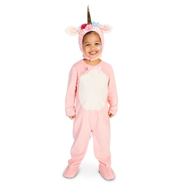 Enchanted Pink Unicorn Toddler Costume