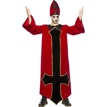 Evil Bishop Adult Costume