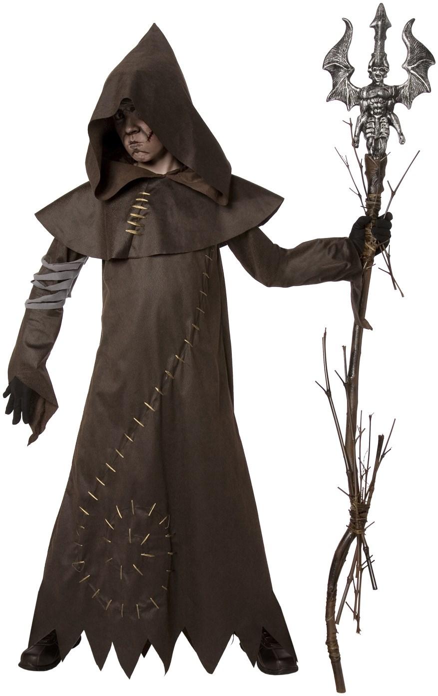 Evil Warlock Child Costume | BuyCostumes.com