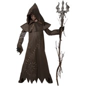 Evil Warlock Child Costume