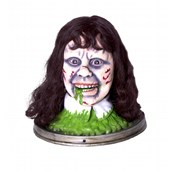 Exorcist Spinning Head Platter Animated Prop
