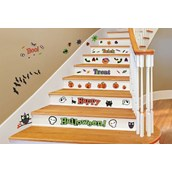 Family Friendly Wall Decal Kit For Halloween