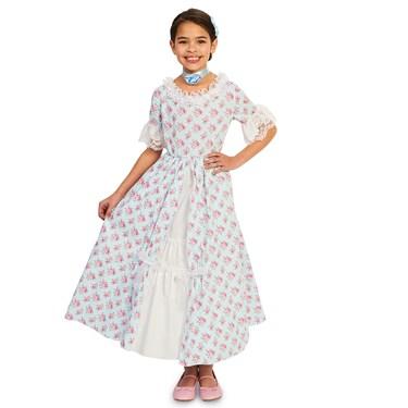 Fancy Early American Child Dress