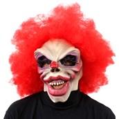 Fanny Bones Full Mask w/ Red Wig