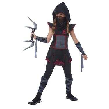 Fearless Ninja Kid's Costume