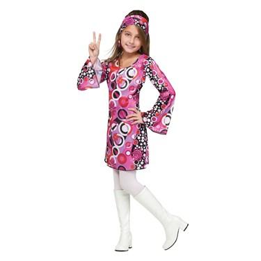 Feelin' Groovy Child Costume