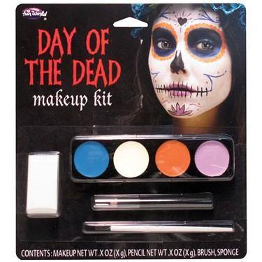 Female Ghost Makeup Kit