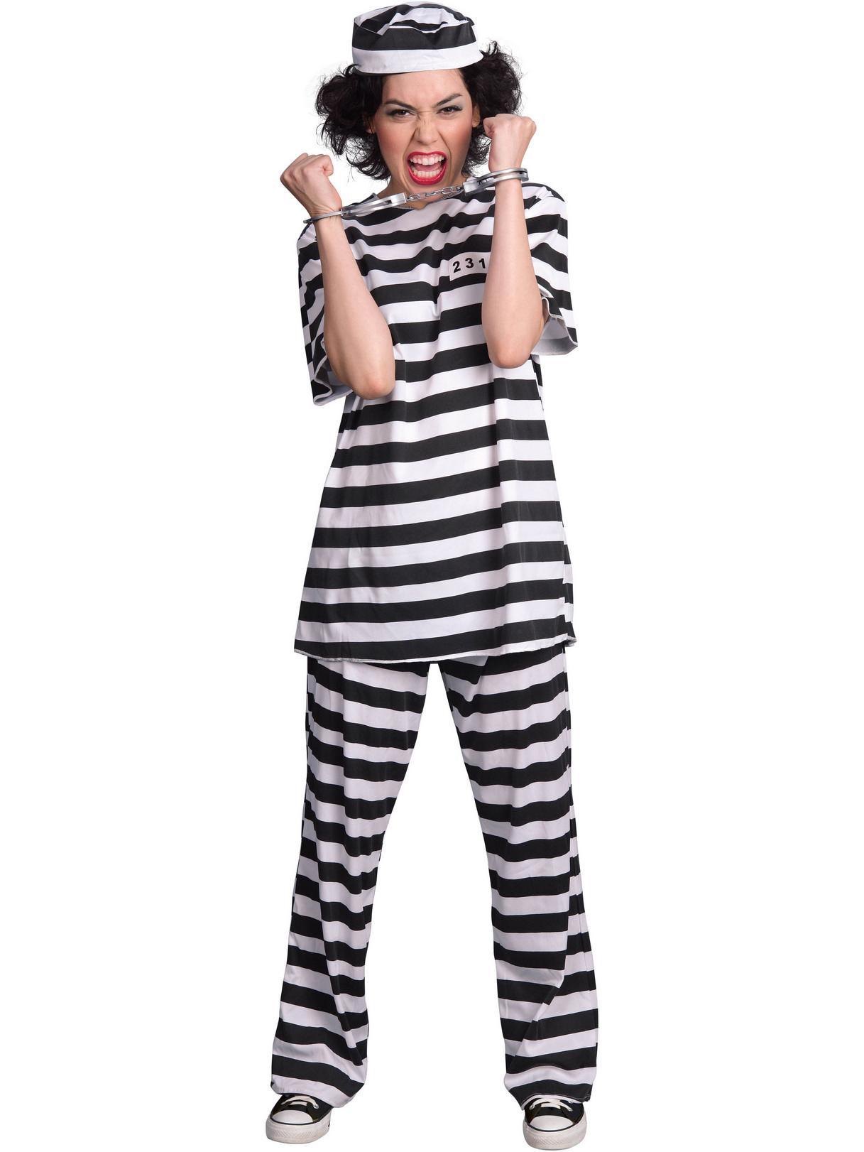 Female Prisoner Adult Costume Buycostumescom  sc 1 st  Meningrey & Prisoners Costumes - Meningrey