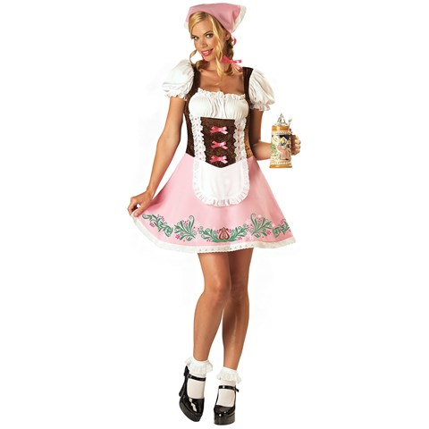 Fetching Fraulein Adult Costume