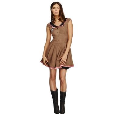 Fever Wild West Women's Costume