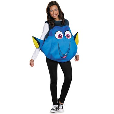 Finding Dory Adult Dory Costume One-Size