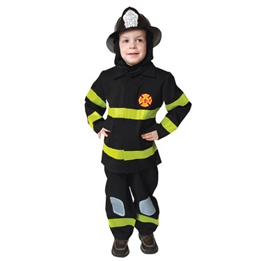 Firefighter Deluxe Child Costume