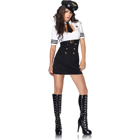 First Class Captain Adult Costume