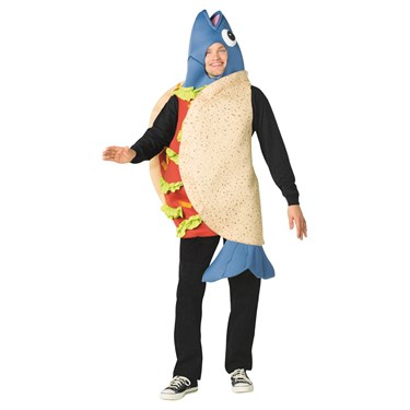 Fish Taco Adult Costume