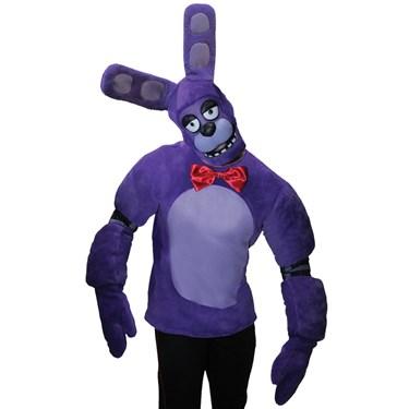 Five Nights at Freddys: Bonnie Adult Costume
