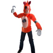 Five Nights At Freddy's Foxy Deluxe Child Costume