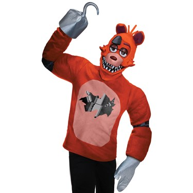 Five Nights at Freddy's - Foxy Teen Costume