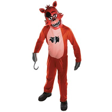 Five Nights at Freddy's - Foxy Tween Costume