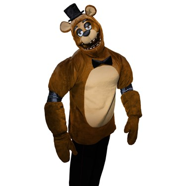 Five Nights at Freddys: Freddy Teen Costume