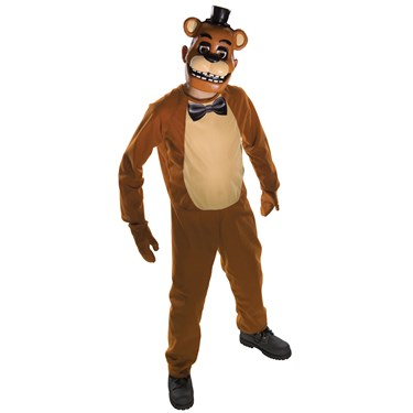 Five Nights at Freddy's - Freddy Tween Costume