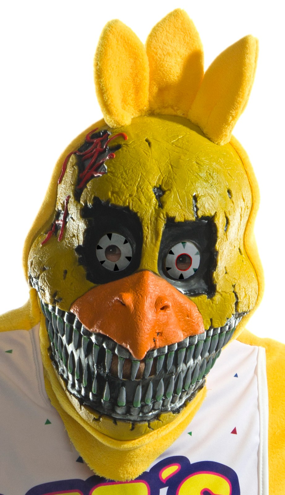 Five Nights at Freddy's - Nightmare Chica Adult PVC 3/4 Mask ...