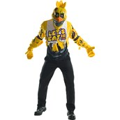 Five Nights at Freddy's Nightmare Chica Teen Costume