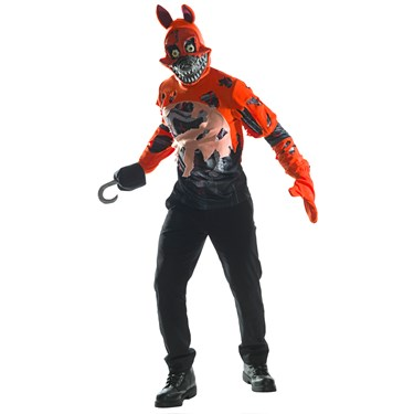 Five Nights at Freddy's - Nightmare Foxy Adult Costume